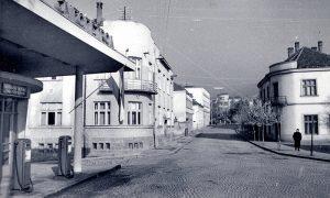 Prva užička Jugopetrolova benzinska pumpa