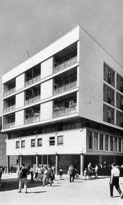 Zgrada u kojoj je bila druga užička moderna samoposluga