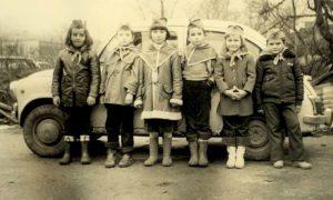 Fića i pioniri iz Osnovne škole