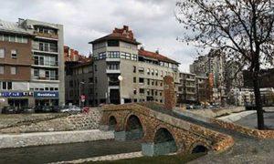 Kasapčića most, fotomontaža Zoran Domanović