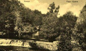 Risto je izgradio kamenu branu, a na njenom mestu je kasnije Mališa Atanacković izgradio branu za 3. užičku hidrocentralu, koju Užičani još pamte