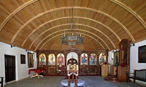 Ikonostas u crkvi Sv. Marka (foto Turistička organizacija Užice)