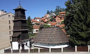 Crkva Sv. Marka (foto Turistička organizacija Užice)