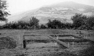 Arheološke sonde u blizini Požege