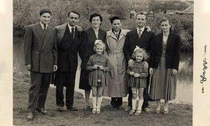 Proslava 1. maja 1956. na Adi (Foto Zvezda T. Užice)