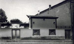 "Letnja bašta Bioskopa ""Zlatibor"""