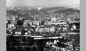Izgradnja grada tokom sedamdesetih