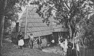 Kuća knjaza Miloša u selu Gornja Crnuća