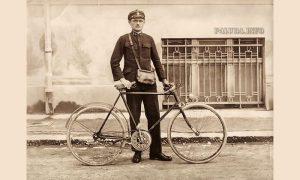 Srpski poštonoša iz 1912 godine (foto paluba.info)