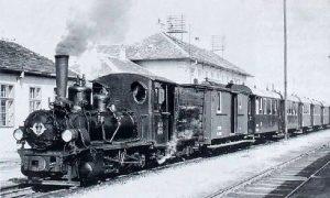 Voz sa parnom lokomotivom, popularni Ćira