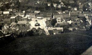 Rakijski pijac u vreme gradnje mlina Mališe Atanackovića