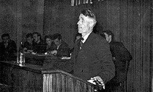 Vitomir Čvorović, predsednik opštine
