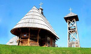 Crkva Osaćanka u Drvengradu