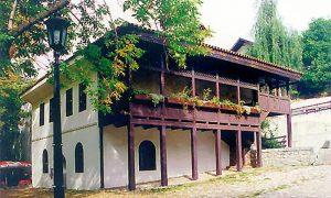 """Rekonstruisana """"Jokanovića kuća"""", izgrađena u Užicu 1888. god."""