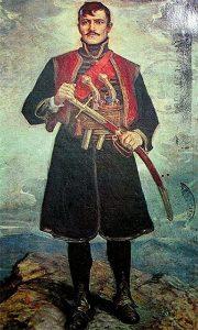 Karađorđe na slici Slave Pavlovića