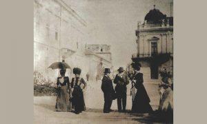 Ulica Knez Mihajlova je na kraju 19. veka bila mesto gde se prikazivala moda