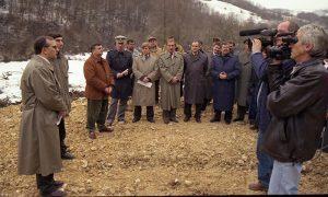 Predsednik Zoran Vujović govori o užičkoj zaobilaznici