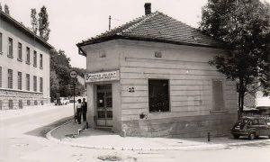 Petakovića kuća na raskrsnici kod muzeja