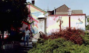Ulepšavanje Slanuše 1994. god.