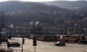 Izgradnja autobuske stanice