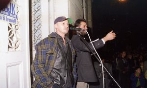 Protesti oktobra 2000te - Željko Marković i Zoran Filipović
