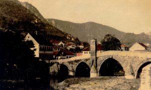 Užički Kasapčića most između dva rata