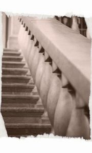 Stepenište u užičkoj Gradskoj kući