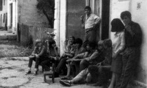 U Arilju na početku sedamdesetih (foto arhiva Brankice Stanimirović)