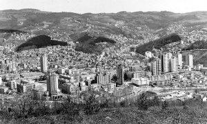 Sedamdesetih je izgrađeno najviše zgrada koje danas (2018) čine poznatu panoramu Užica