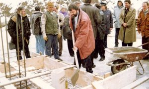 Sokrat i kamen temeljac Pošte br. 2