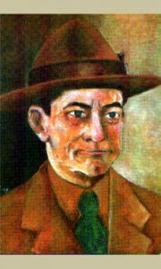 Dr Miloš Popović, vođa skauta