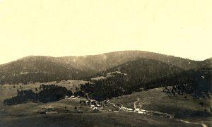 Kako se doseljavalo na Zlatibor, pejsaž se popunjavao lepim drvenim kućama osećankama