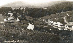 Ribnica, prva vazdušna banja na Zlatiboru