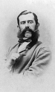 Feliks Kanic (fotografija oko 1865. F. W. Rösler, Wien)