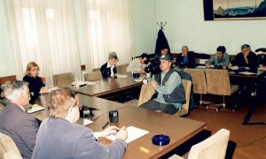 Panja u opštini 2001.