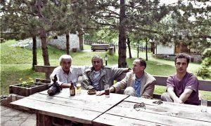 Dani Nemanjićke kuture 2001, Sirogojno
