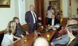 Dani Nemanjićke kuture 2001, Užice