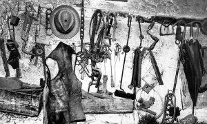 Majstorski alat u Ćitovoj kovačnici