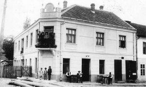 Balkon na Simovića kući
