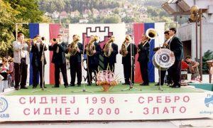 Trubači i želje za sledeću Olimpijadu