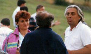 Danilo Lazović na Kosidbi na Zlatiboru 5. avgusta 1995.