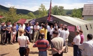 """Izborni kamp """"U julu Jul"""" 2000."""