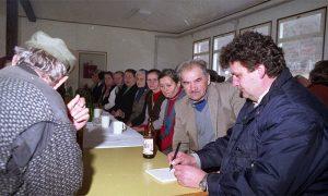 Novinar Radoje Andrić 1996.
