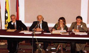 Rukovodstvo opštine 1999. Martić, Nikita, Mira i Đoko