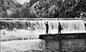 Mala brana na Đetinji (foto Dragan Gerzić)