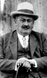 Senator Pavle Vujić (foto zbirka Užičanstveno)