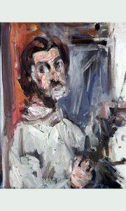 Autoportret Boža Kovačevića