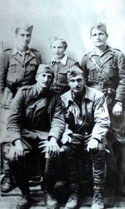 Dana sa saborcima u Pljevljima 1943.