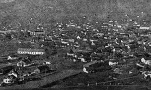 Užice 1912. godine u vremenu Uskokovića