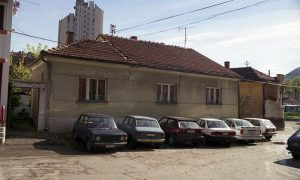 Nekadašnja kuća Raka Kazandžije
